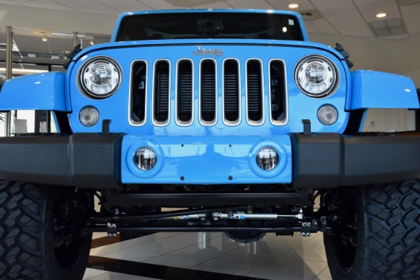 Jeep Wrangler For Sale Ct >> 2017 Jeep Wrangler Unlimited Custom Lifted Sahara for sale near Middletown, CT | CT Jeep Dealer ...