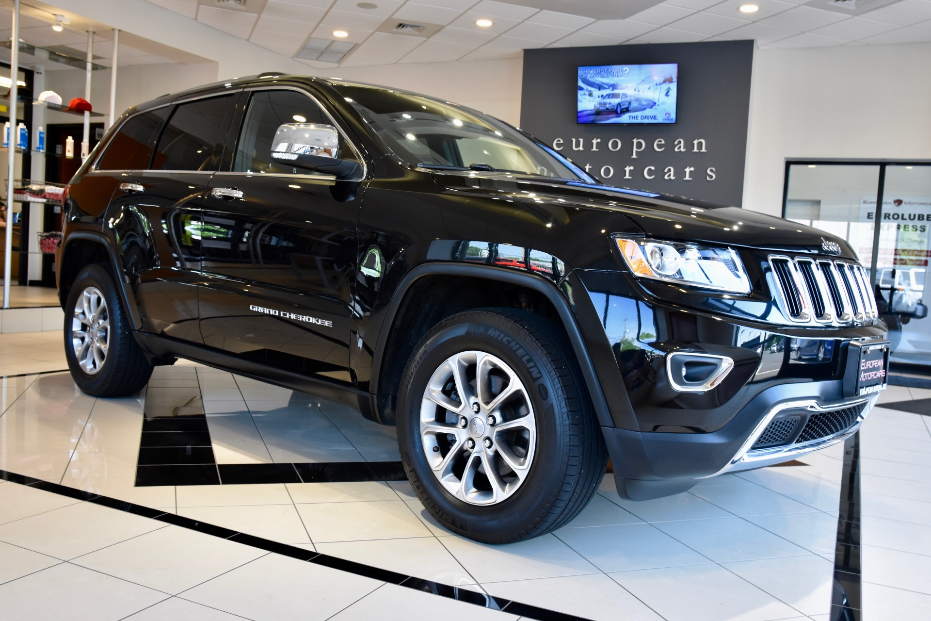 2015 jeep grand cherokee limited for sale near middletown ct ct jeep dealer stock 820534. Black Bedroom Furniture Sets. Home Design Ideas