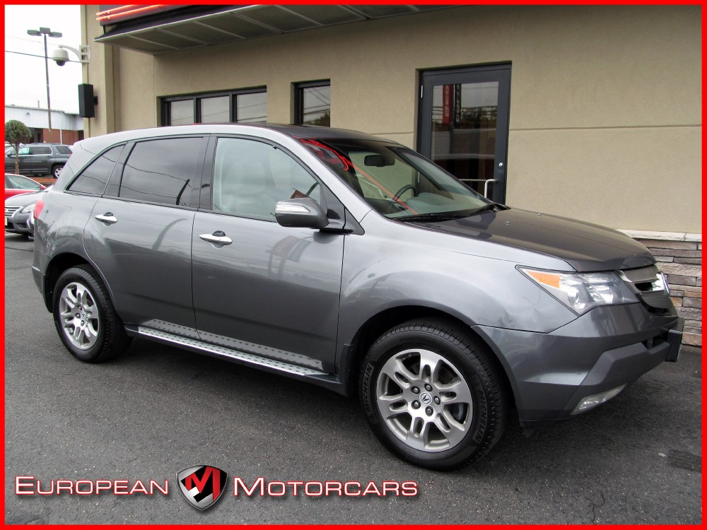 2009 acura mdx w tech res for sale near middletown ct ct acura dealer stock 503968. Black Bedroom Furniture Sets. Home Design Ideas