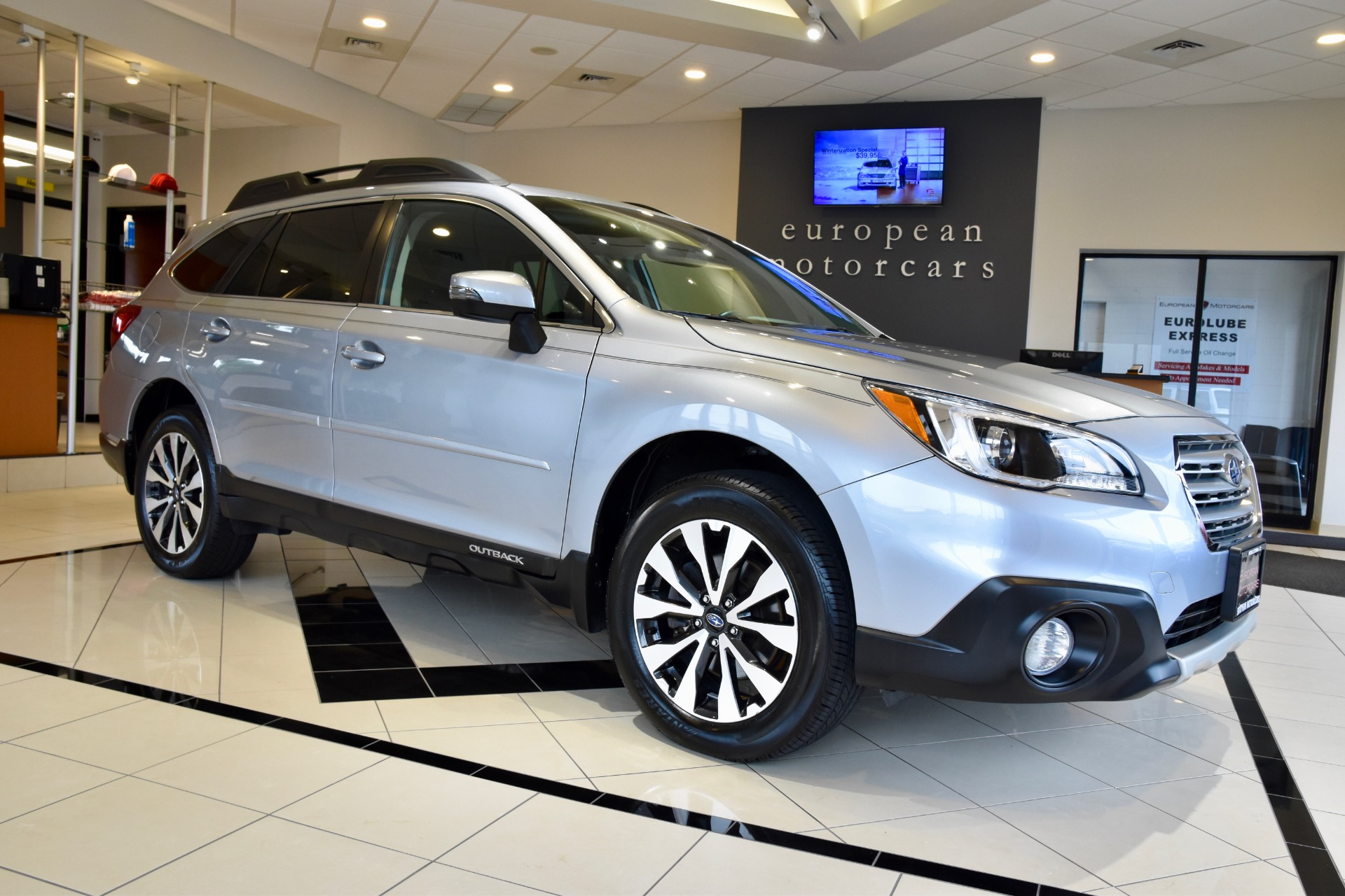 Subaru Dealers In Ct >> 2015 Subaru Outback 2 5i Limited For Sale Near Middletown