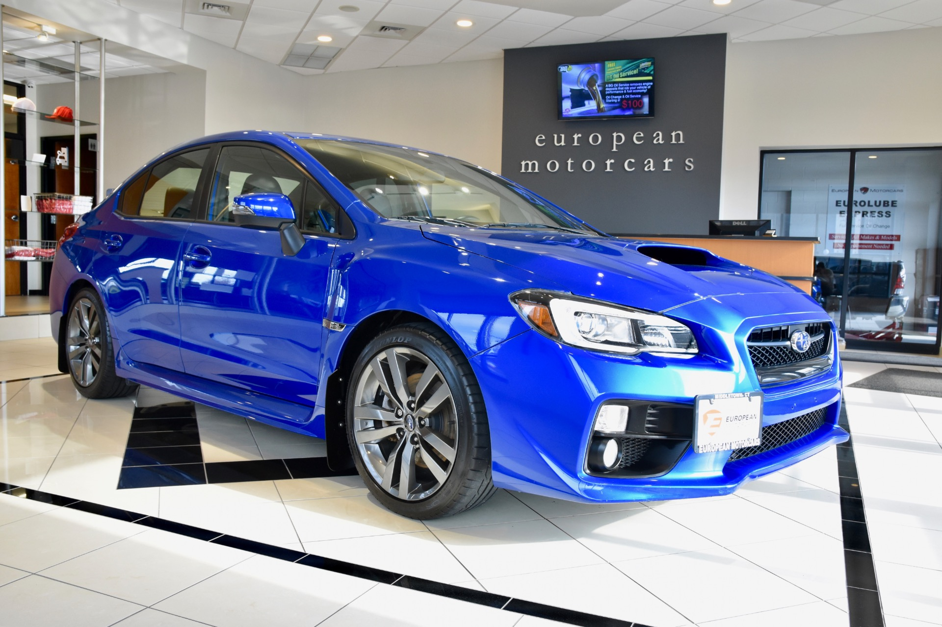 Subaru Dealers Ct >> 2017 Subaru Wrx Limited For Sale Near Middletown Ct Ct