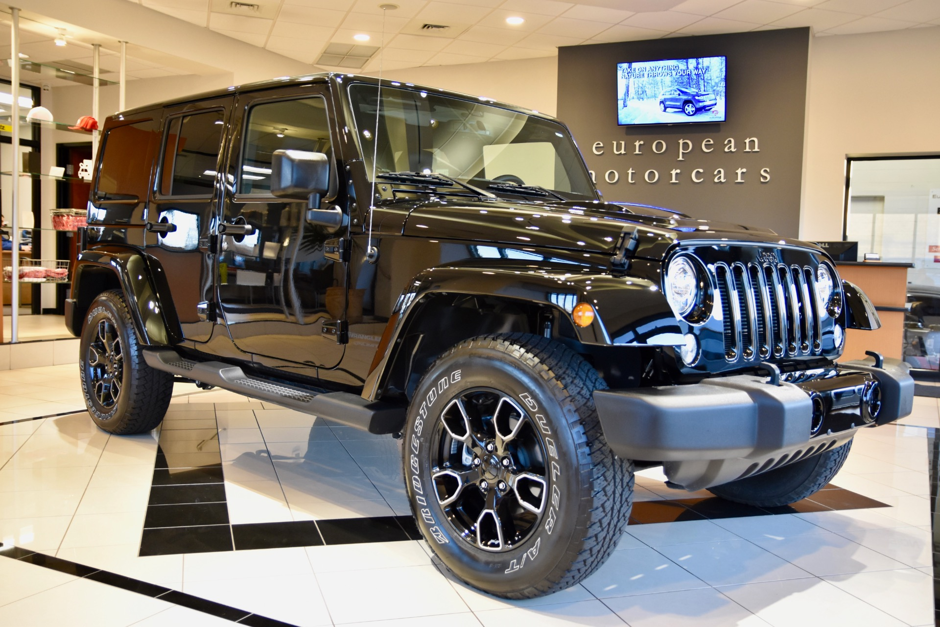 2018 Jeep Wrangler Unlimited Altitude