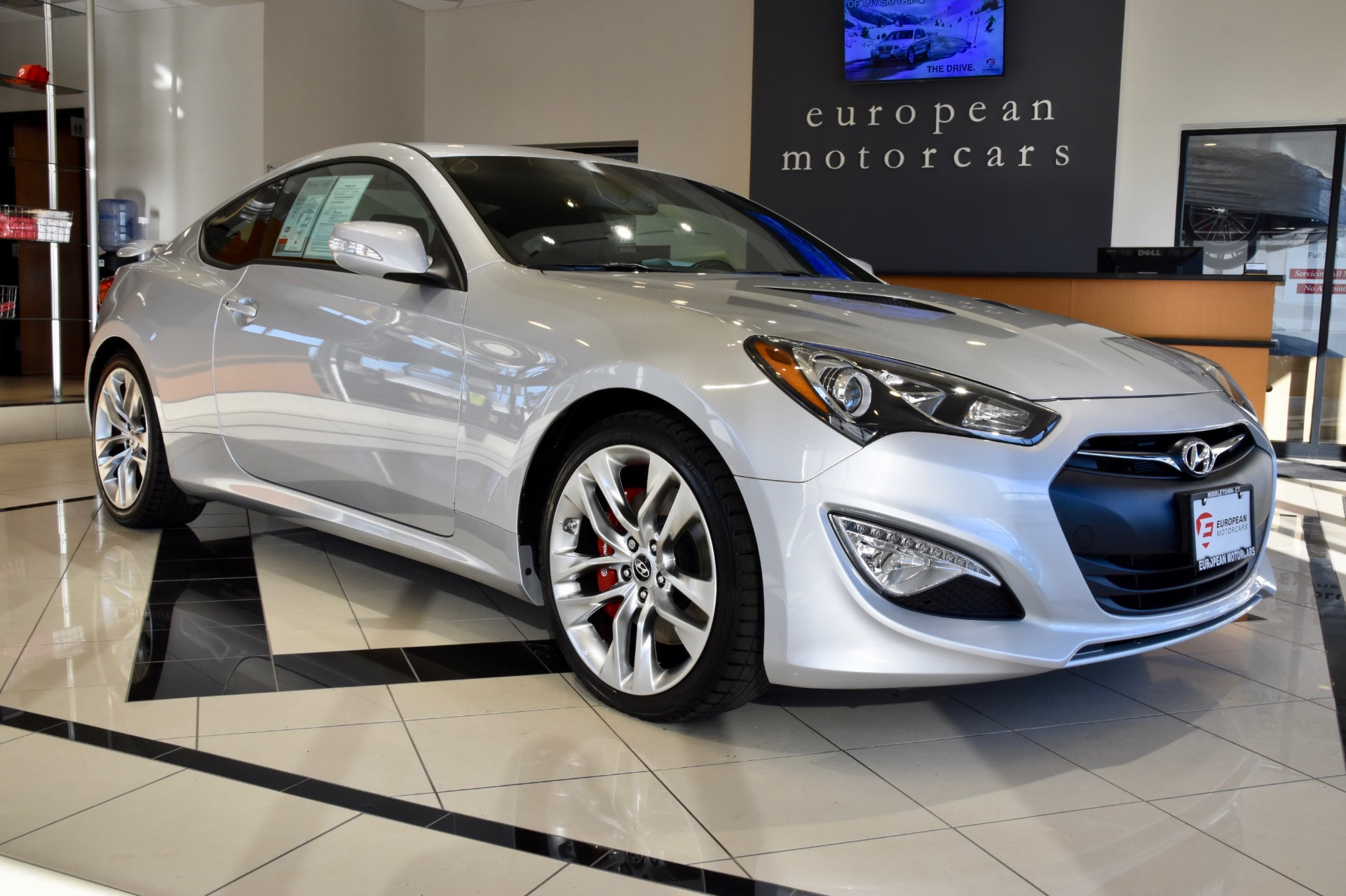 2016 Hyundai Genesis Coupe 3.8 Ultimate