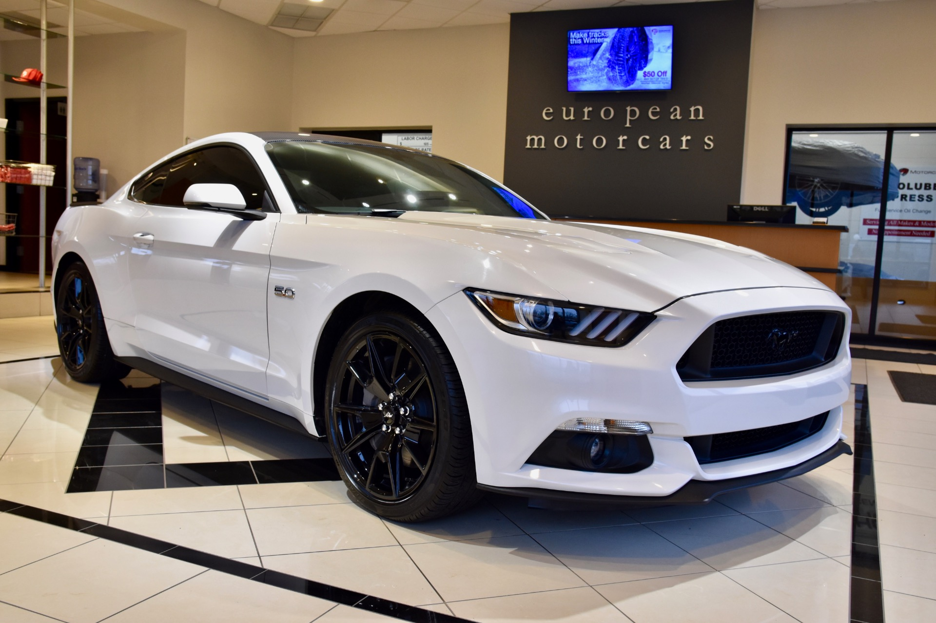 2017 Ford Mustang GT Premium