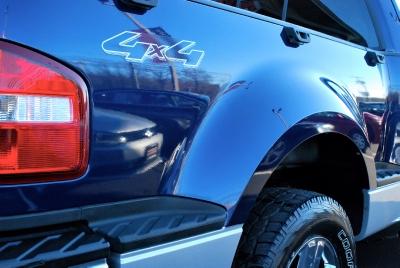 2008 Ford F 150 Xlt 4x4 Super Cab Flareside For Sale Near