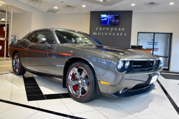 2013 Dodge Challenger Redline