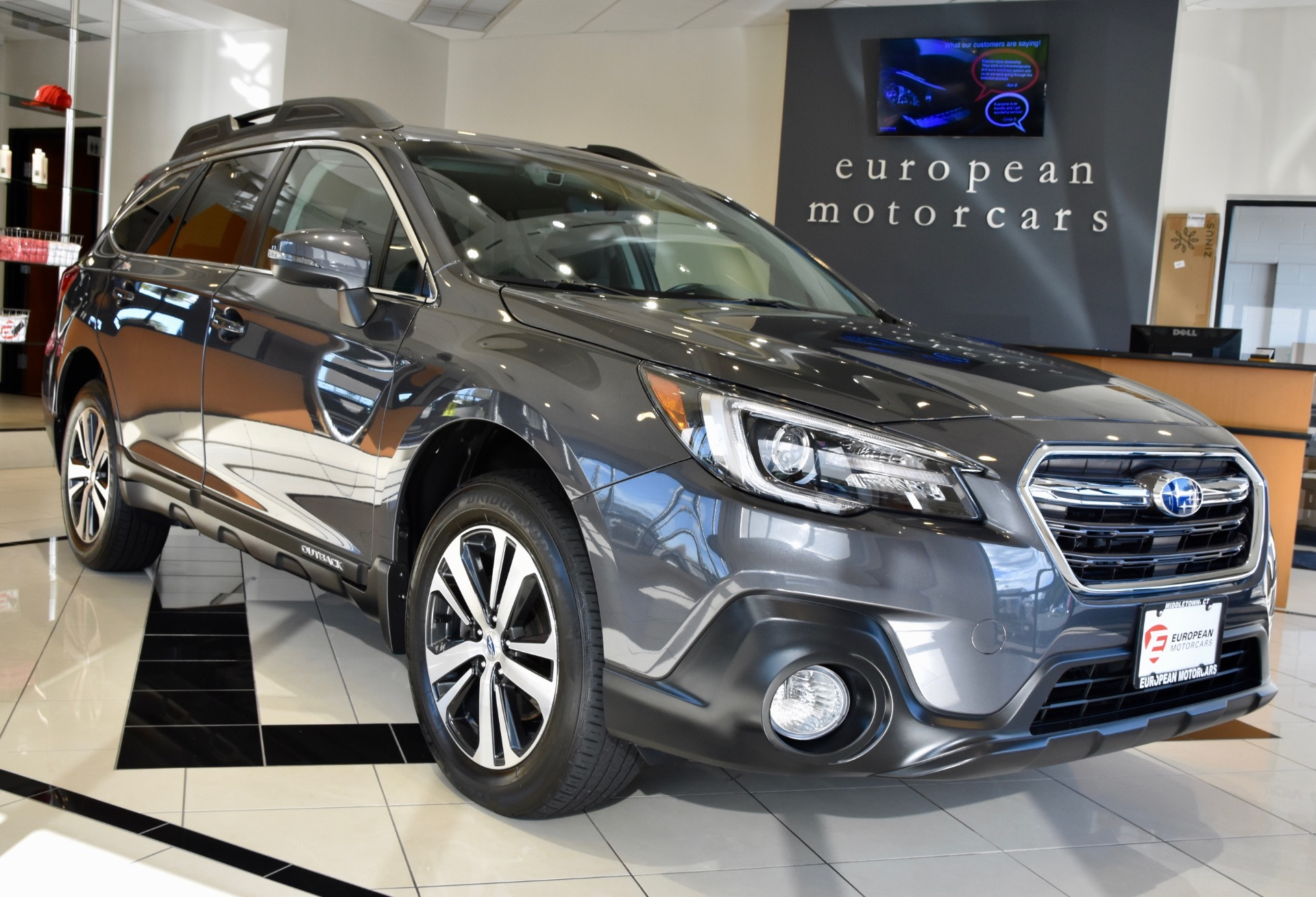 Subaru Dealers Ct >> 2018 Subaru Outback 3 6r Limited For Sale Near Middletown
