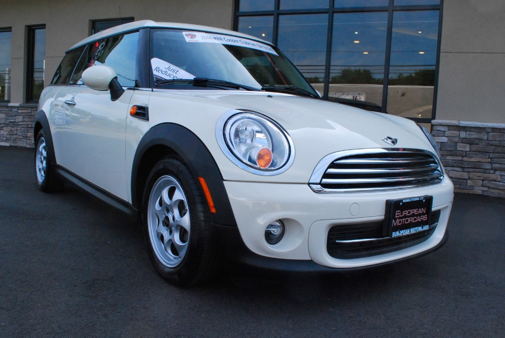 2014 mini cooper clubman 3 door cooper for sale near middletown ct ct mini dealer stock. Black Bedroom Furniture Sets. Home Design Ideas