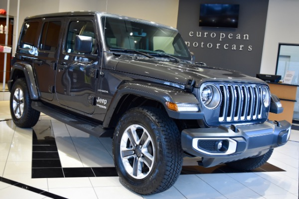2018 Jeep Wrangler Unlimited ALL-NEW JL