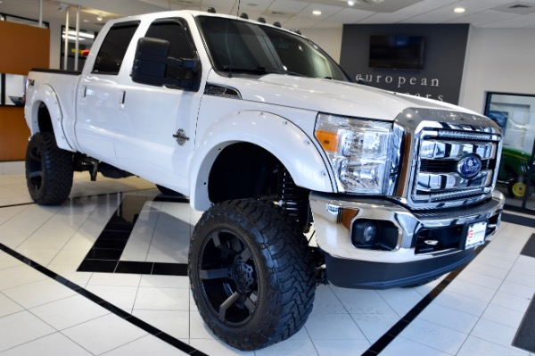2015 Ford F-350 Super Duty 6.7L Turbo Diesel
