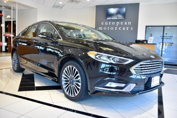 2017 Ford Fusion AWD