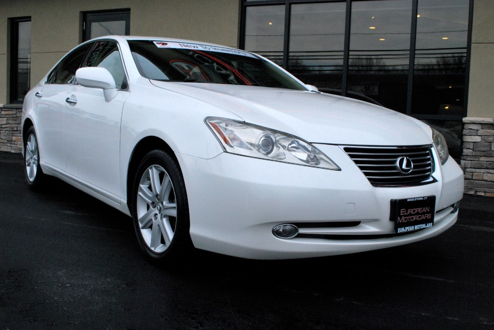 2008 lexus es 350 for sale near middletown ct ct lexus. Black Bedroom Furniture Sets. Home Design Ideas