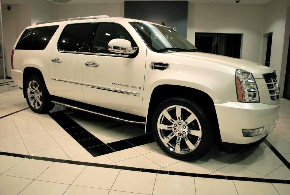 2009 cadillac escalade esv for sale near middletown ct ct cadillac dealer stock 152287. Black Bedroom Furniture Sets. Home Design Ideas