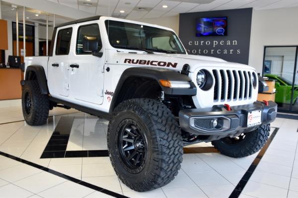 2020 Jeep Gladiator EMC CUSTOM LIFTED