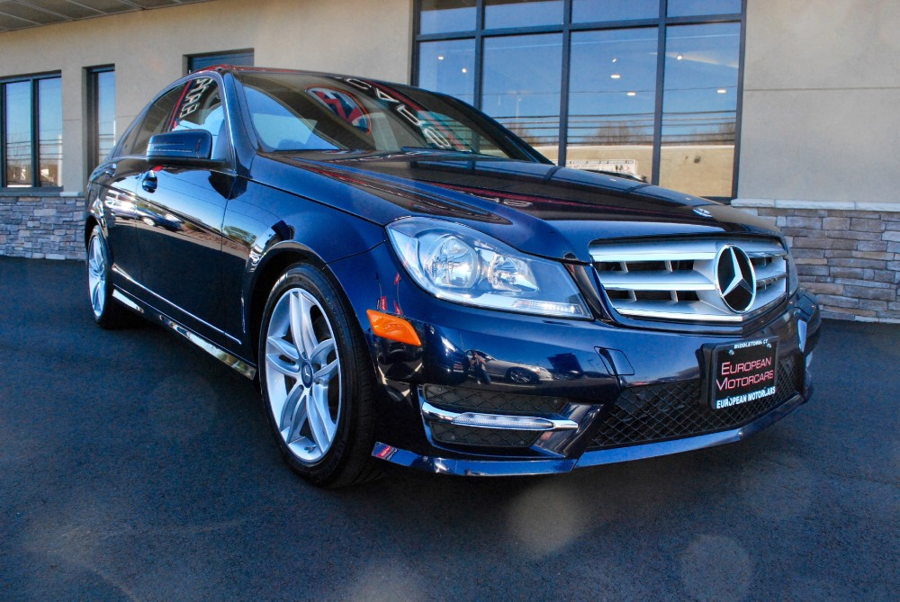 2013 mercedes benz c class c300 sport 4matic for sale near middletown ct ct mercedes benz. Black Bedroom Furniture Sets. Home Design Ideas