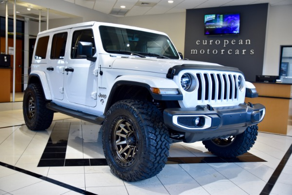 2020 Jeep Wrangler Unlimited EMC CUSTOM LIFTED
