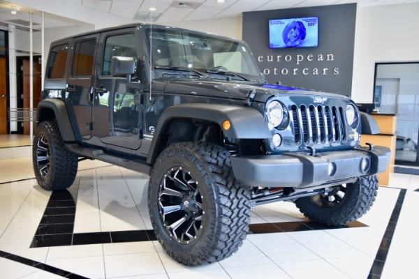 2018 Jeep Wrangler JK Unlimited EMC Custom Lifted
