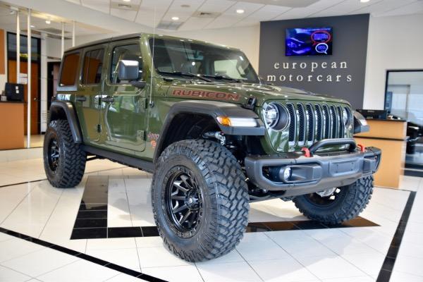 2021 Jeep Wrangler Unlimited EMC CUSTOM LIFTED