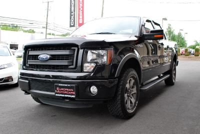 2013 Ford F 150 Fx4 Supercrew For Sale Near Middletown Ct