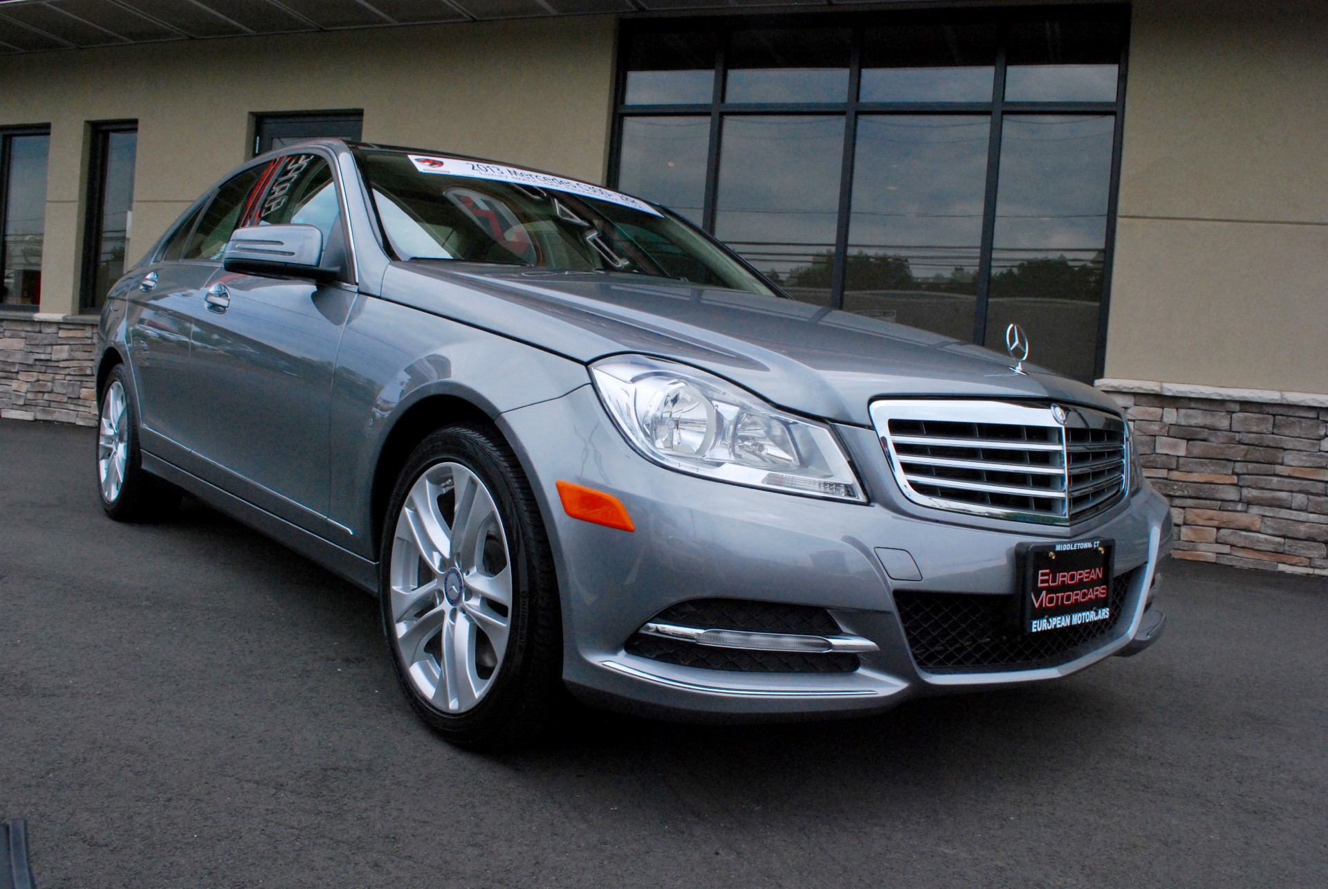 2013 mercedes benz c class c300 luxury 4matic for sale for Euro motorcars mercedes benz