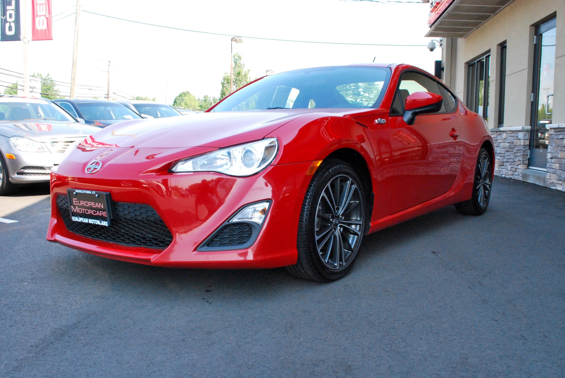 2013 scion fr s for sale near middletown ct ct scion dealer stock 707267. Black Bedroom Furniture Sets. Home Design Ideas