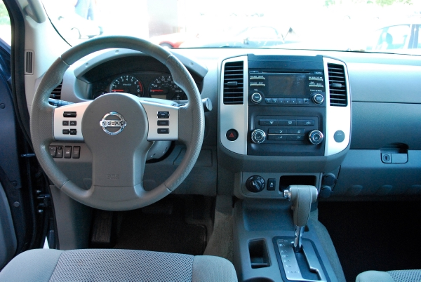 2013 Nissan Frontier Crew Cab 4x4 Sv For Sale Near
