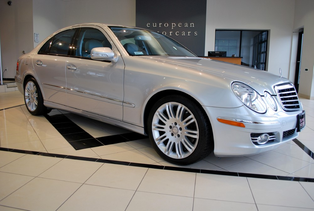 2008 mercedes benz e class e350 for sale near middletown for Euro motorcars mercedes benz