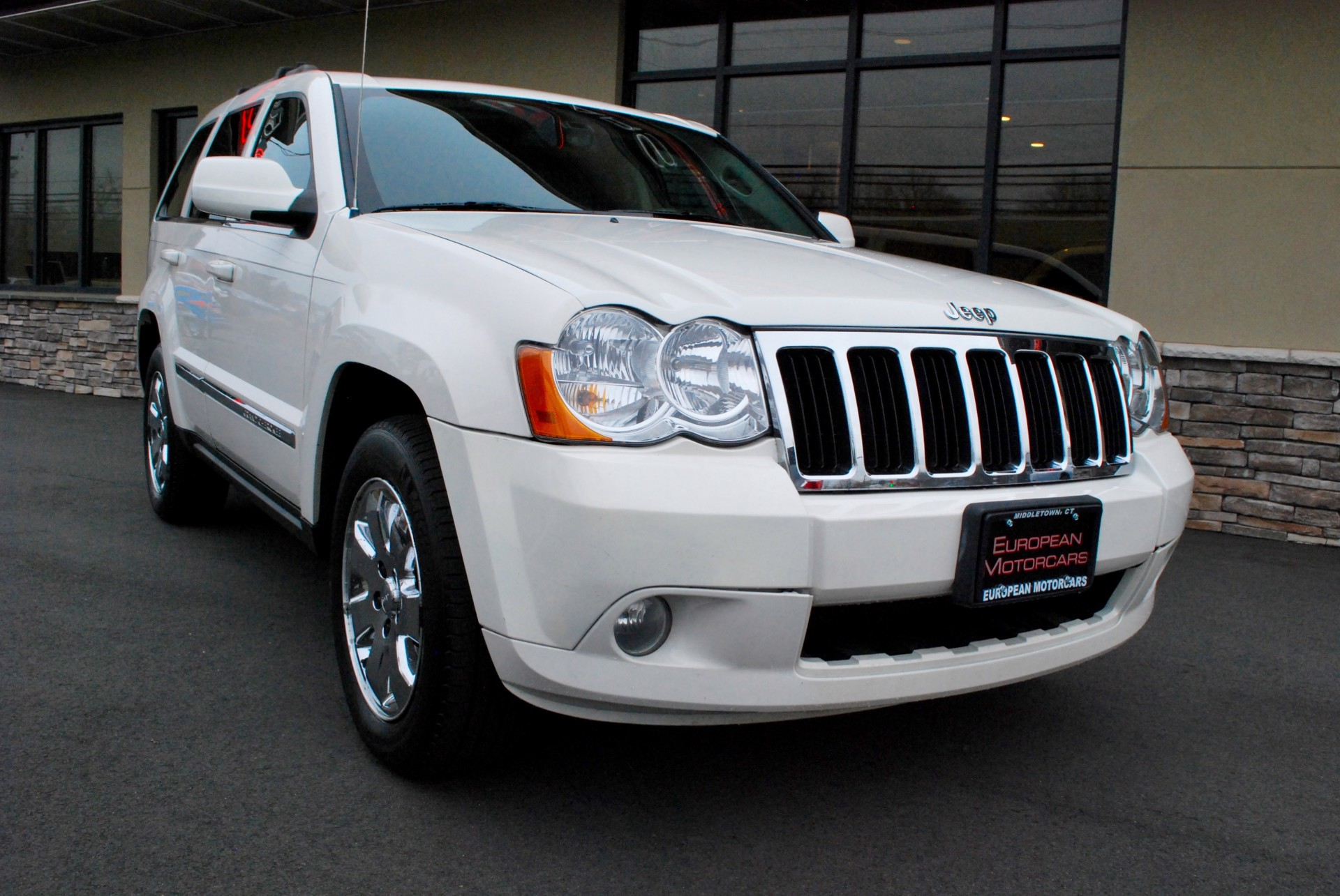 2008 jeep grand cherokee limited for sale near middletown ct ct jeep dealer stock 243319. Black Bedroom Furniture Sets. Home Design Ideas
