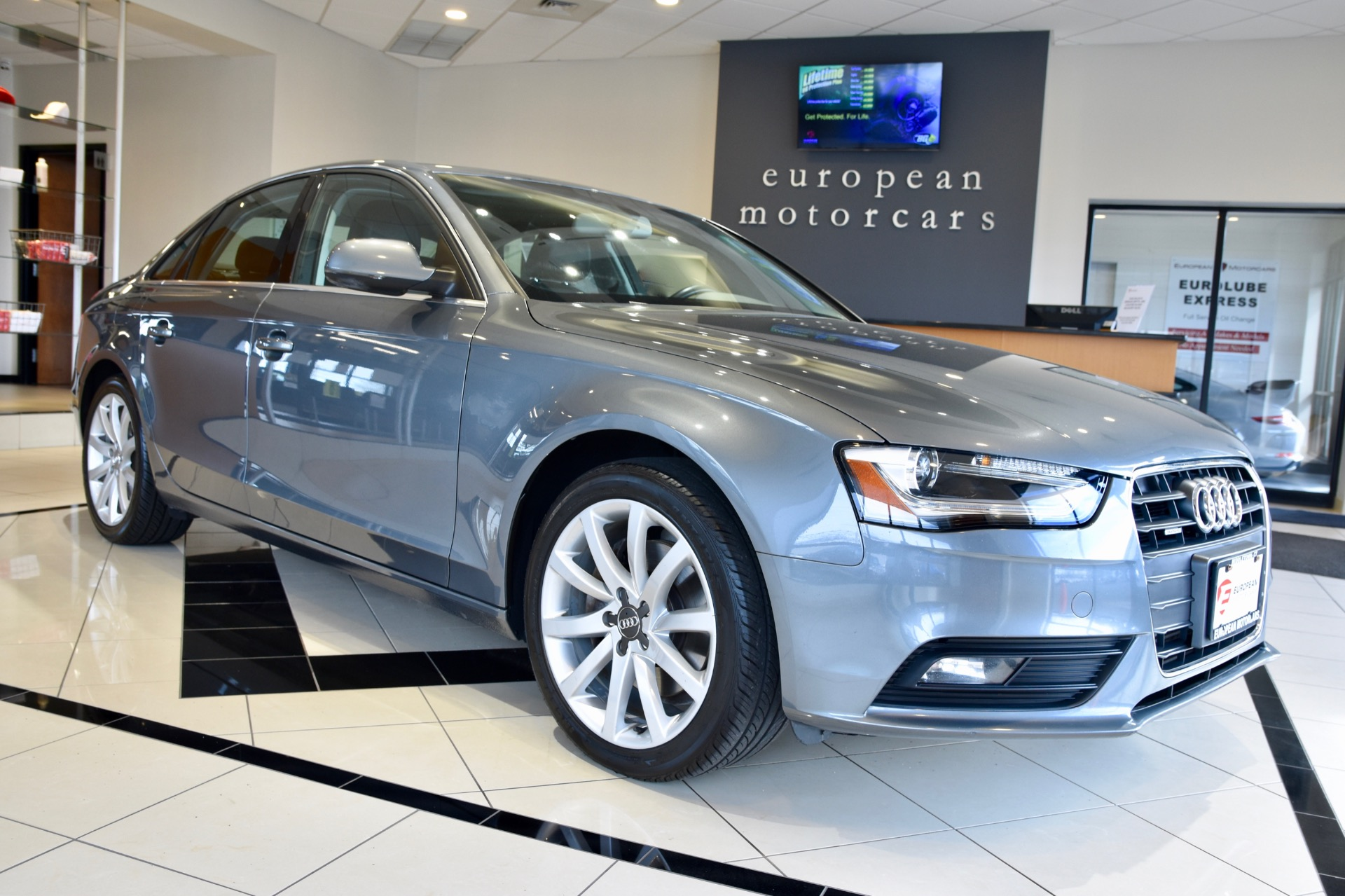 2013 audi a4 2 0t quattro premium plus for sale near middletown ct ct audi dealer stock. Black Bedroom Furniture Sets. Home Design Ideas