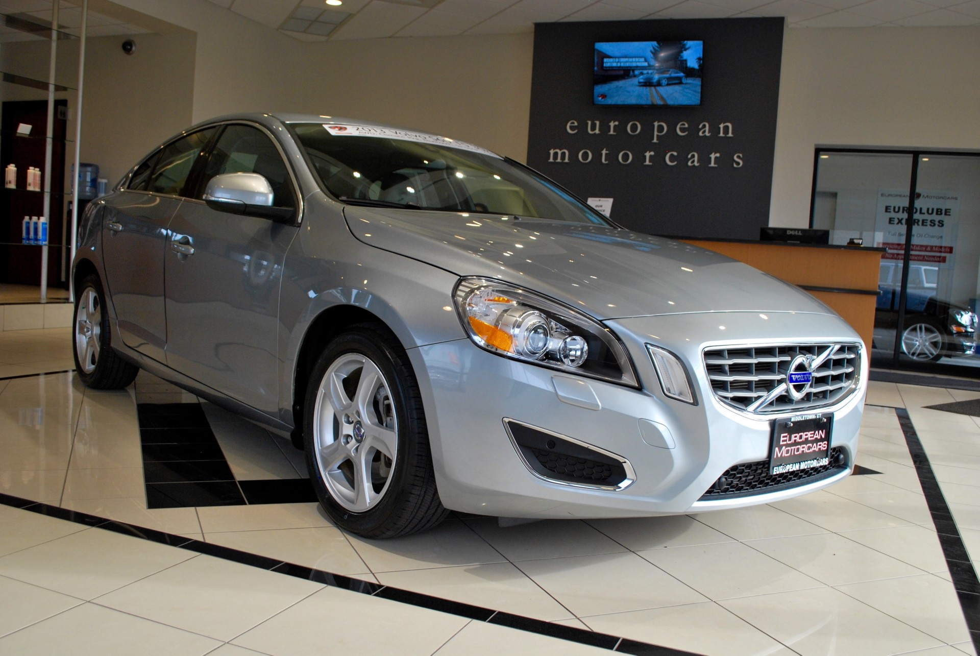 2013 volvo s60 awd t5 all wheel drive for sale near middletown ct ct volvo dealer stock. Black Bedroom Furniture Sets. Home Design Ideas