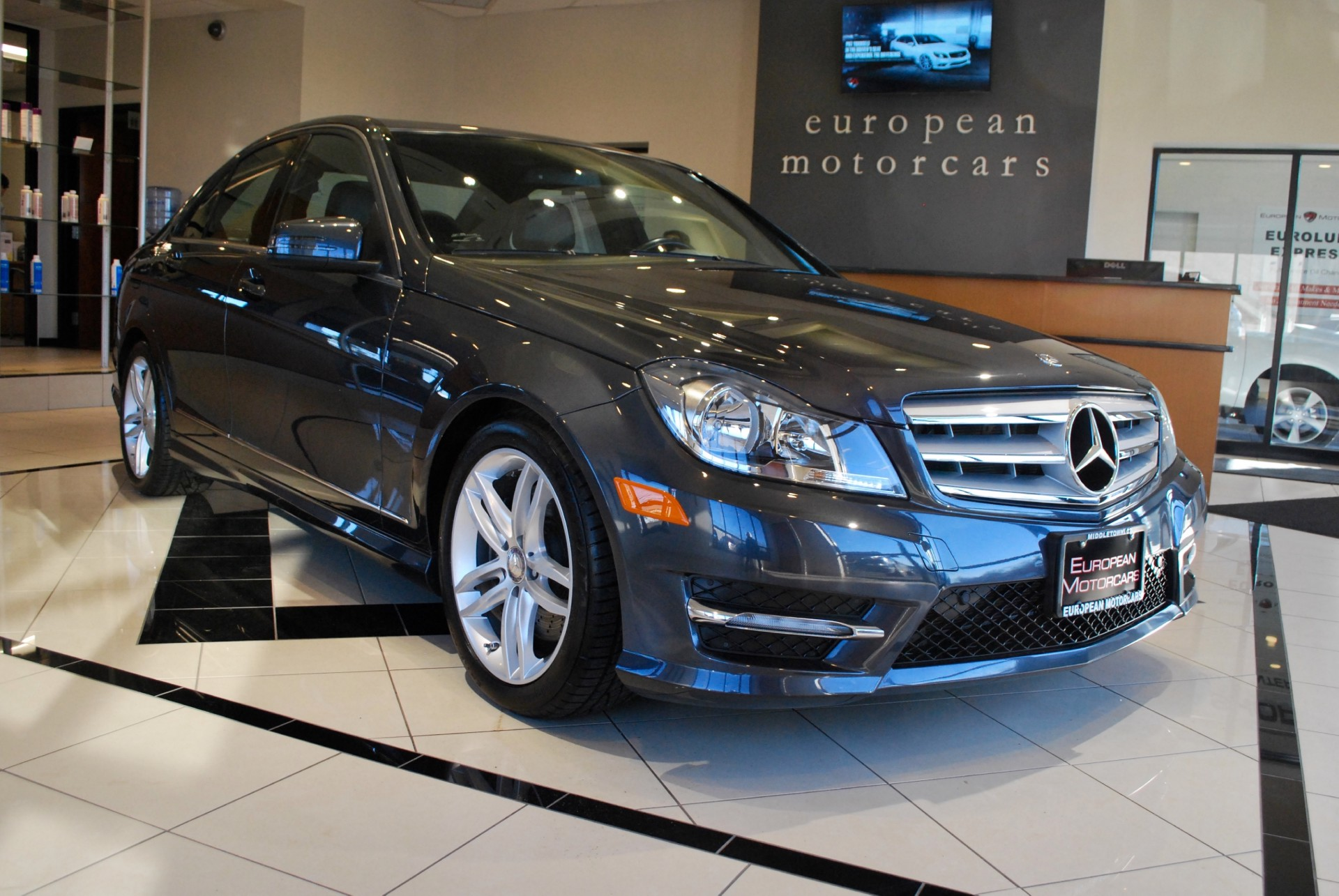 2013 mercedes benz c class c300 sport 4matic for sale near for Free mercedes benz vin check