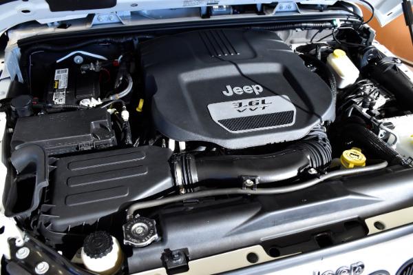 2013 Jeep Wrangler Unlimited Sahara For Sale Near