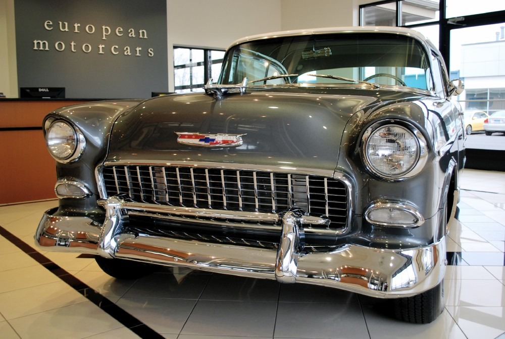 1955 chevrolet bel air for sale near middletown ct ct for Euro motors collision center