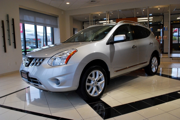 2012 nissan rogue sv w sl package for sale near middletown - 2012 nissan rogue exterior colors ...