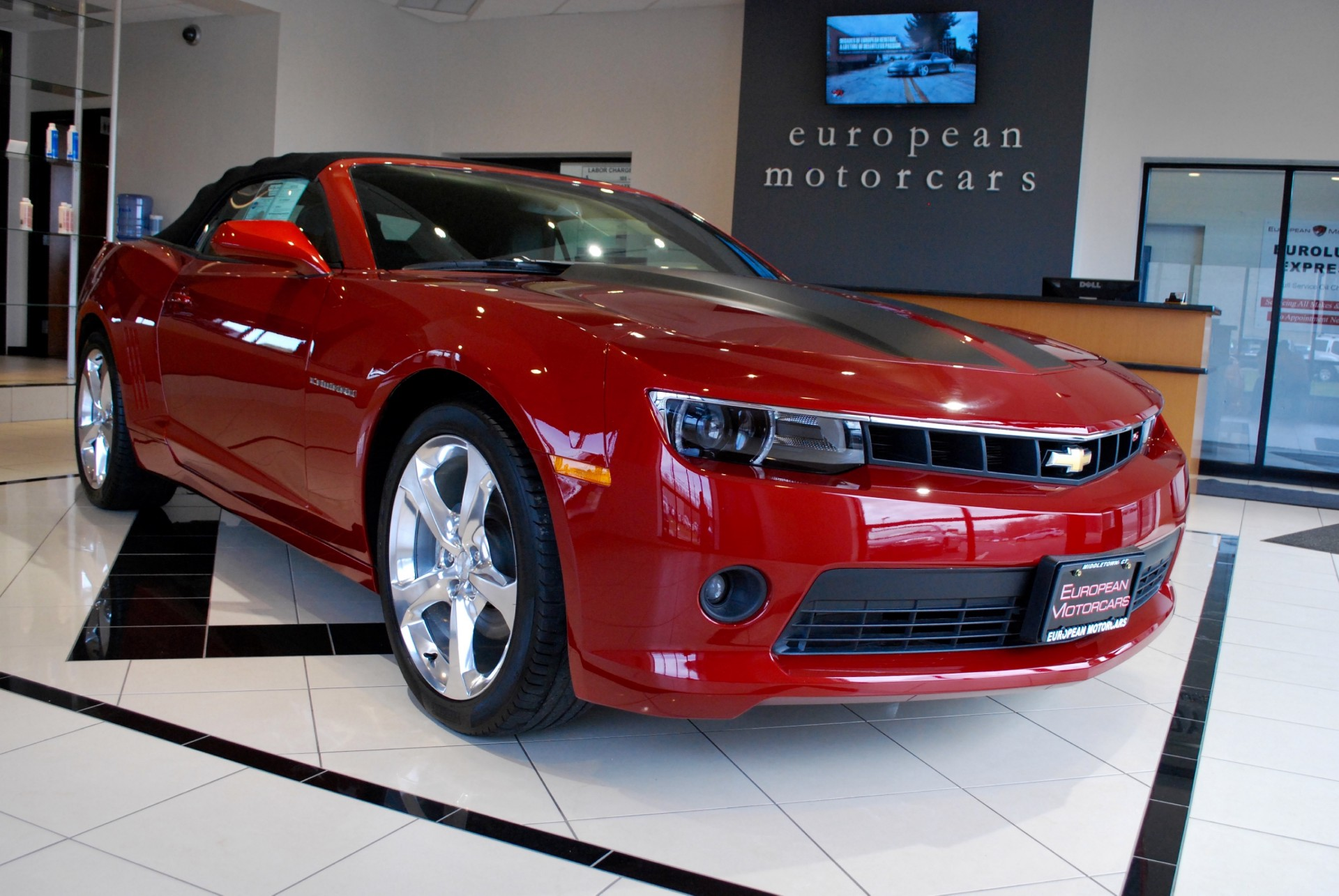Camaro Rs 2015 >> 2015 Chevrolet Camaro Rs Convertible Lt For Sale Near