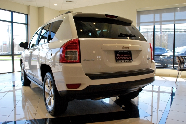 2012 Jeep Compass Latitude for sale near Middletown, CT ...