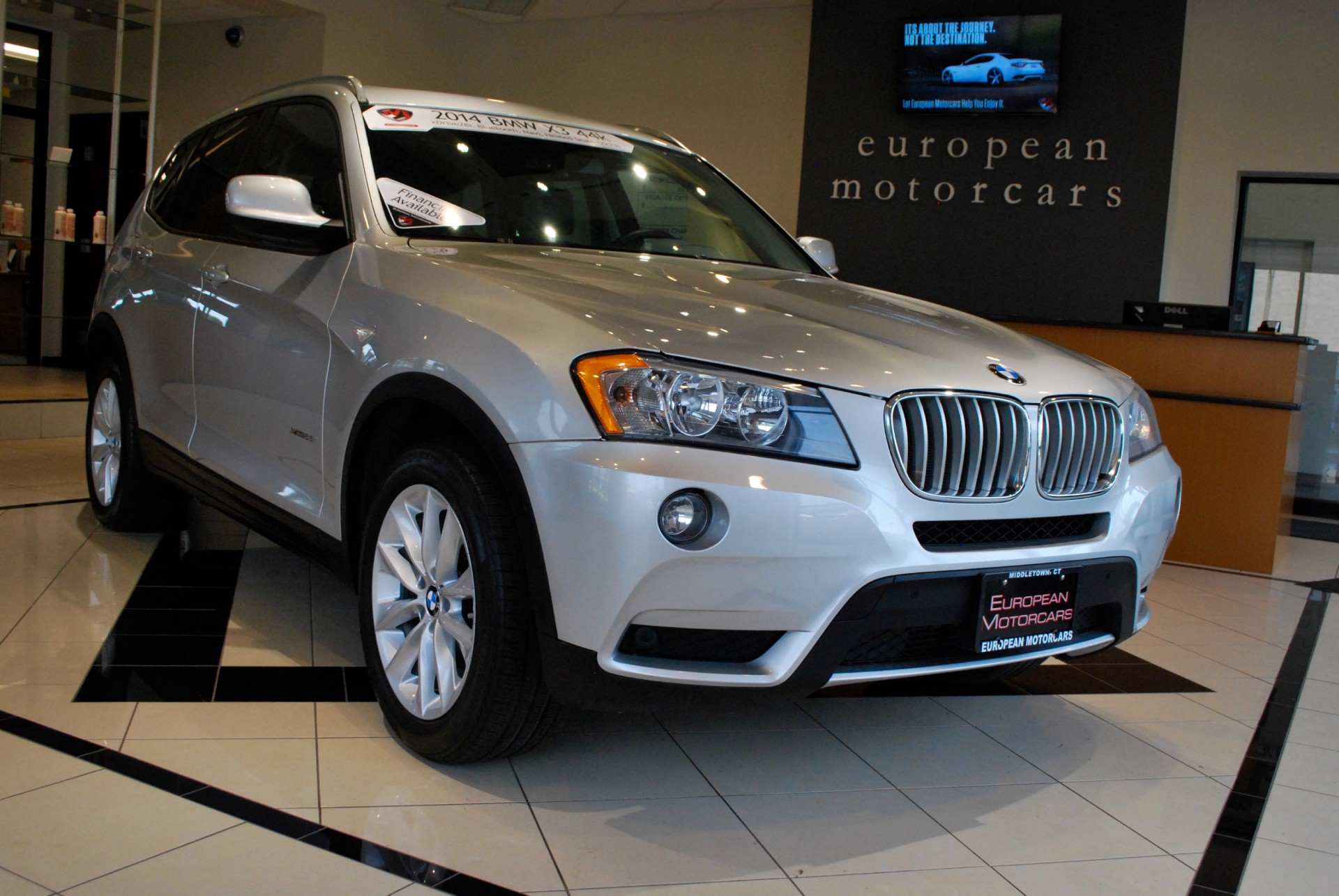 2014 bmw x3 xdrive28i for sale near middletown ct ct for Euro motors collision center