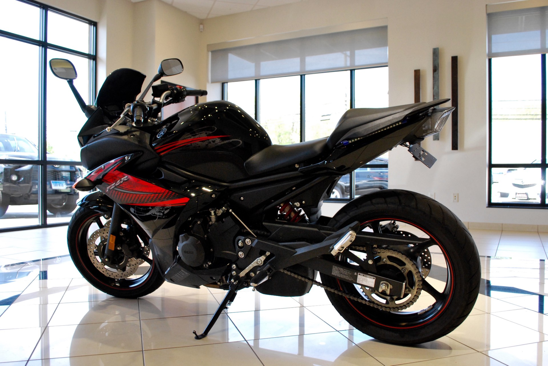 2012 yamaha fz6rbb c raven for sale near middletown ct for Yamaha dealers in my area