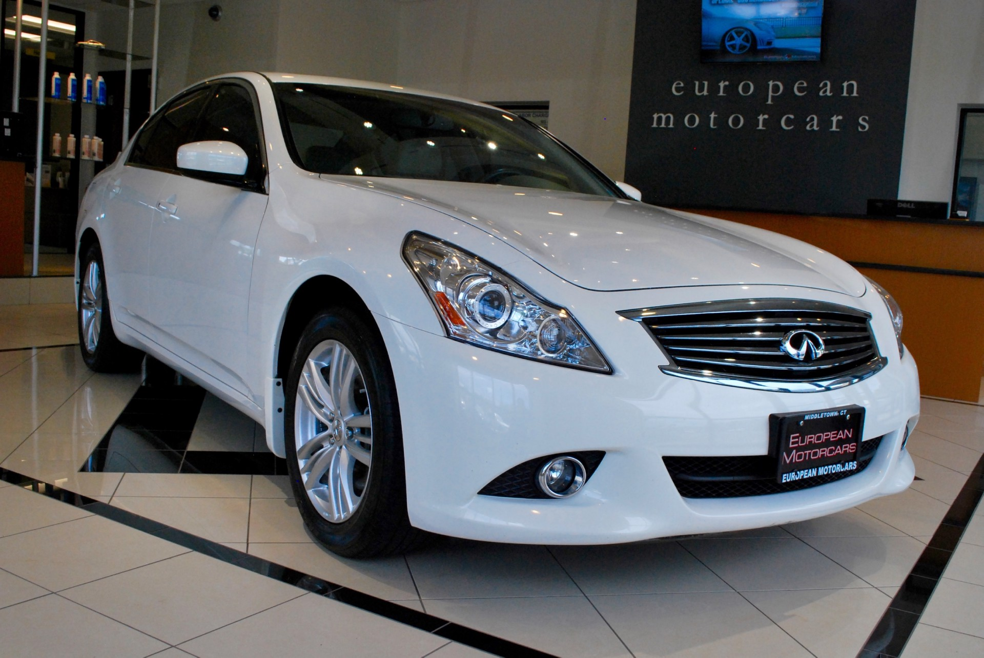 2012 Infiniti G37 Sedan X For Sale Near Middletown Ct Ct Infiniti Dealer Stock 978144