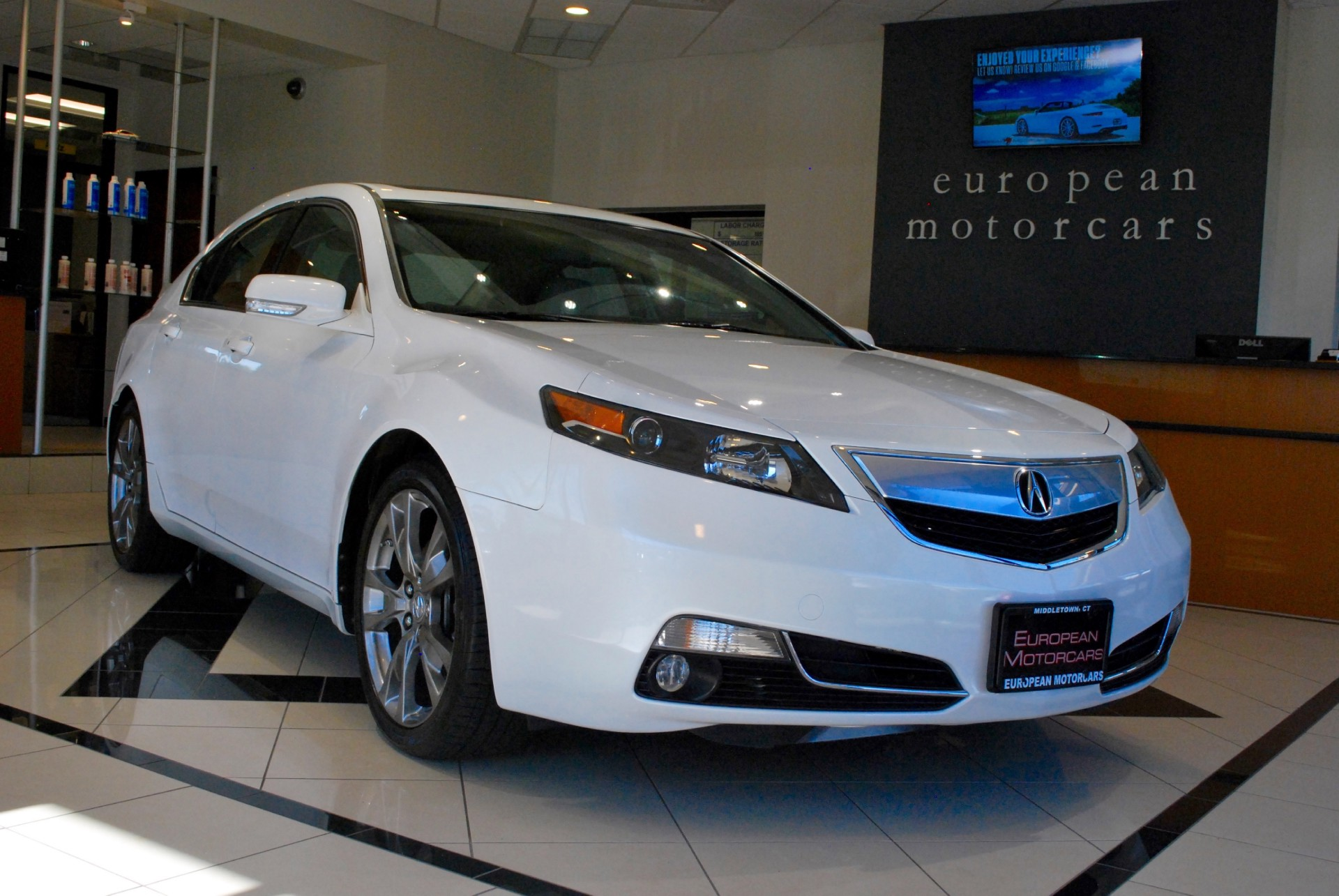Acura TL SHAWD WAdvance For Sale Near Middletown CT CT - Acura tl for sale in ct