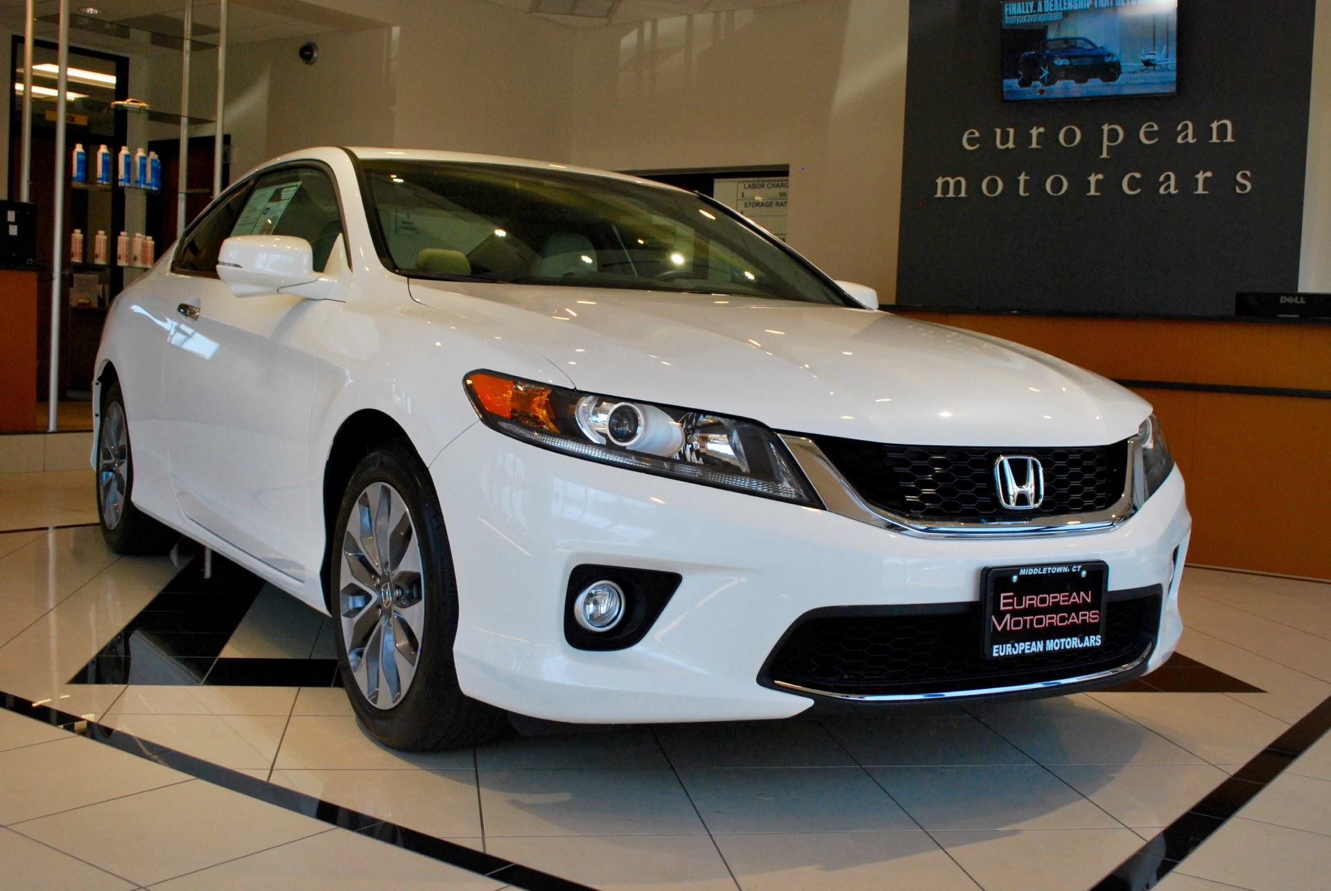 2013 honda accord coupe ex l for sale near middletown ct ct honda dealer stock 023771. Black Bedroom Furniture Sets. Home Design Ideas
