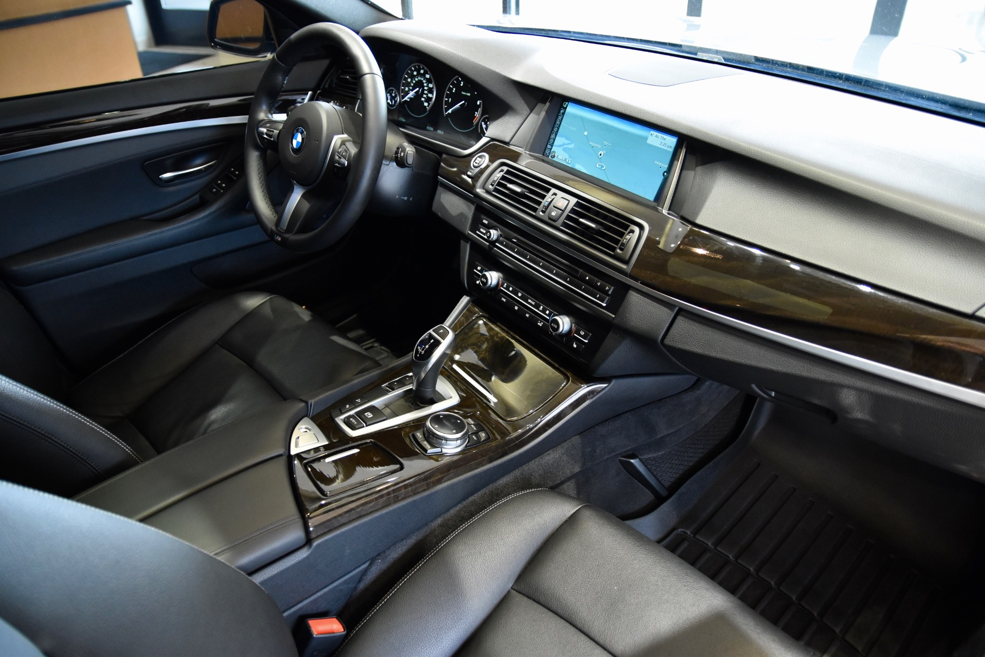 2014 bmw 5 series m sport 535i xdrive for sale near for Euro motors collision center