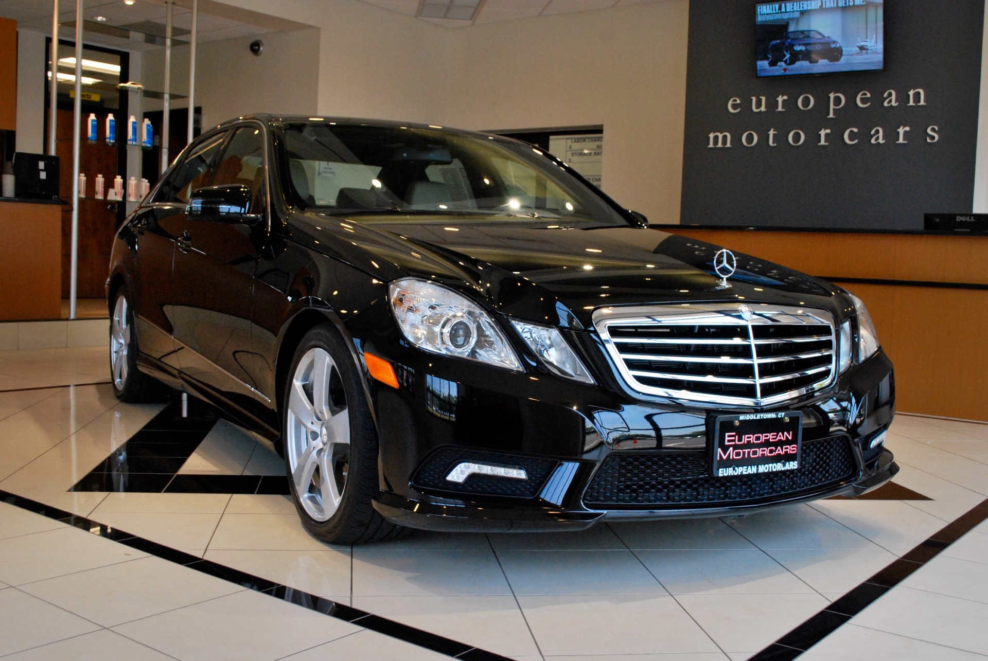 2011 mercedes benz e class e350 luxury 4matic for sale for Euro motorcars mercedes benz