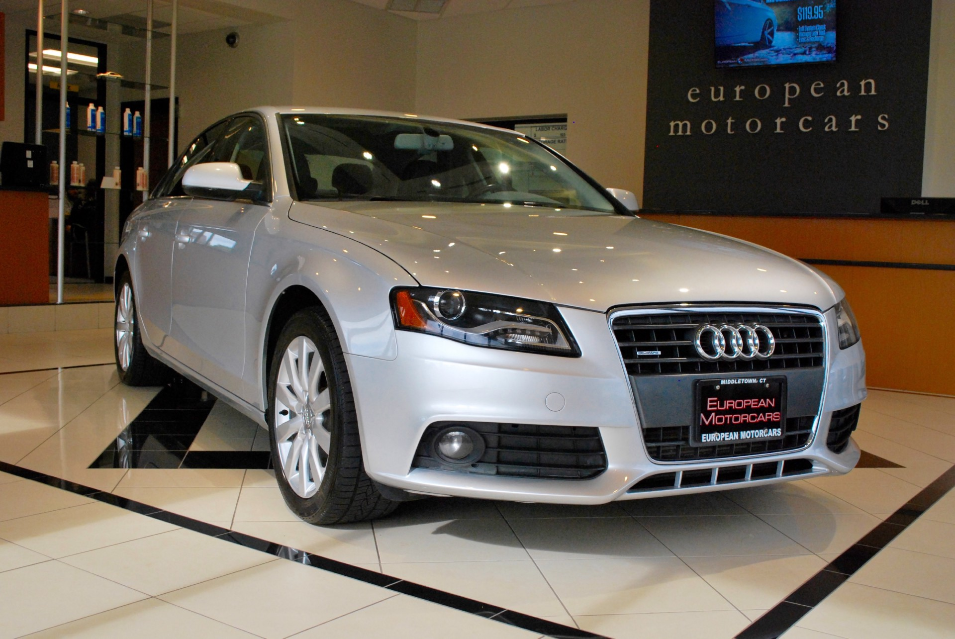 2011 audi a4 2 0t quattro premium plus for sale near middletown ct ct audi dealer stock. Black Bedroom Furniture Sets. Home Design Ideas
