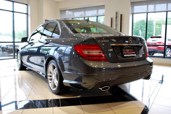2013 mercedes benz c class c300 sport 4matic for sale near for Euro motorcars mercedes benz