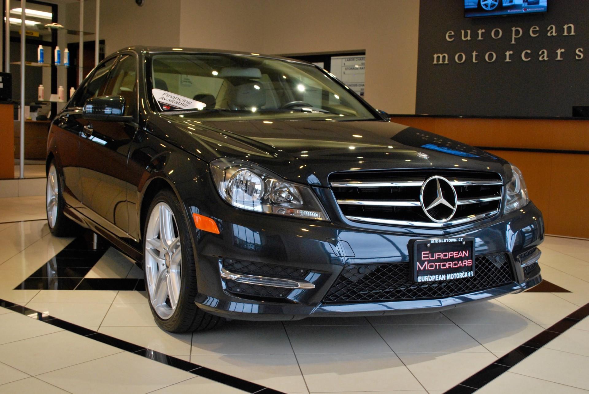 2014 Mercedes Benz C Class C300 Sport 4MATIC for sale near