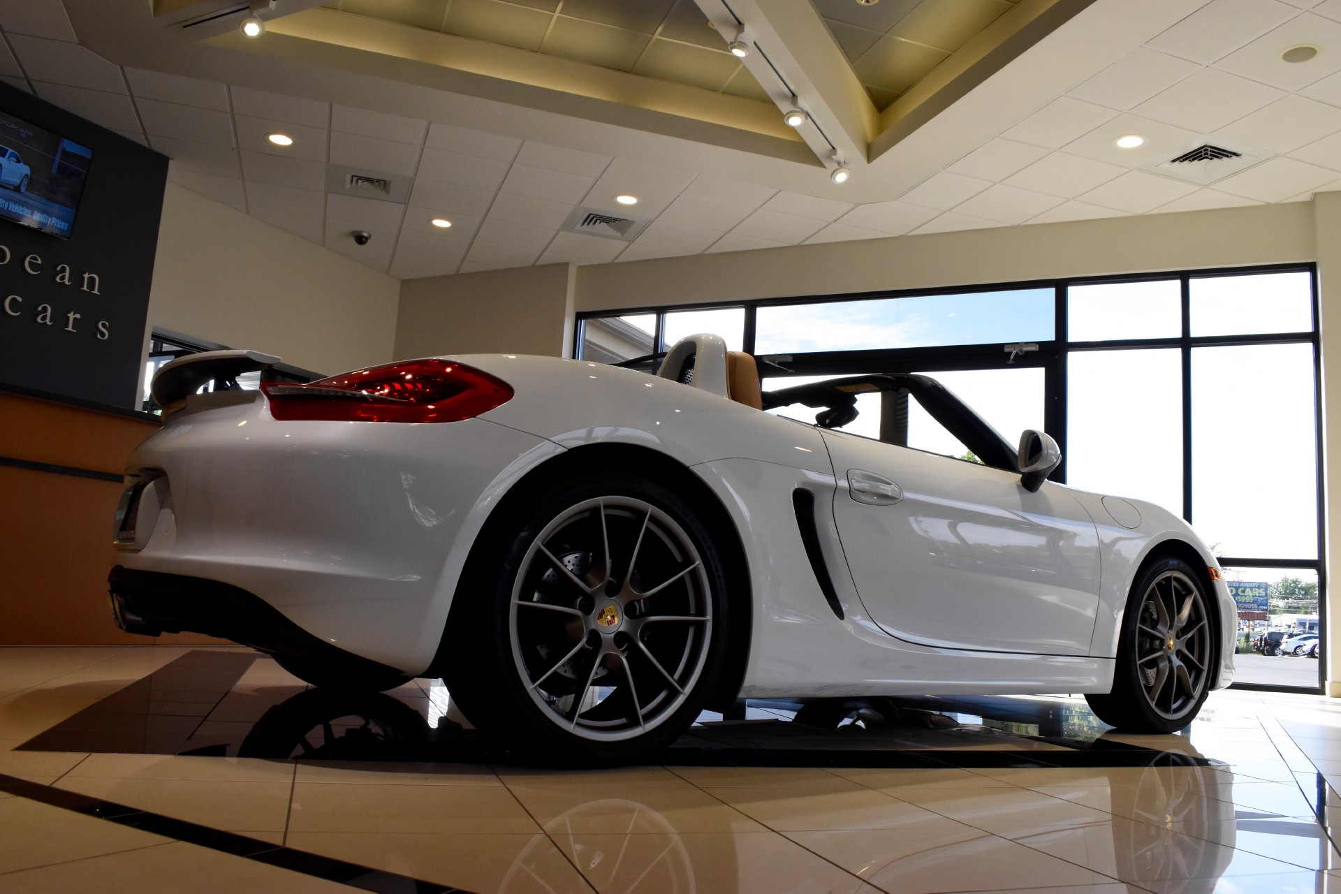 2015 porsche boxster for sale near middletown ct ct for Euro motors collision center