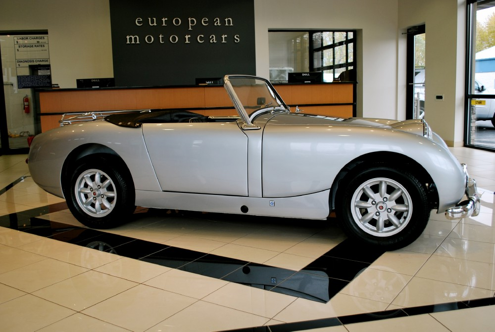 1958 austin healey sprite bugeye for sale near middletown for Euro motors collision center