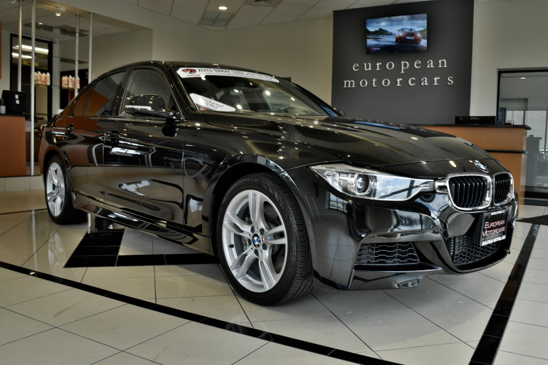 2013 bmw 335i xdrive m sport pkg for sale near middletown ct ct bmw dealer stock r90237. Black Bedroom Furniture Sets. Home Design Ideas