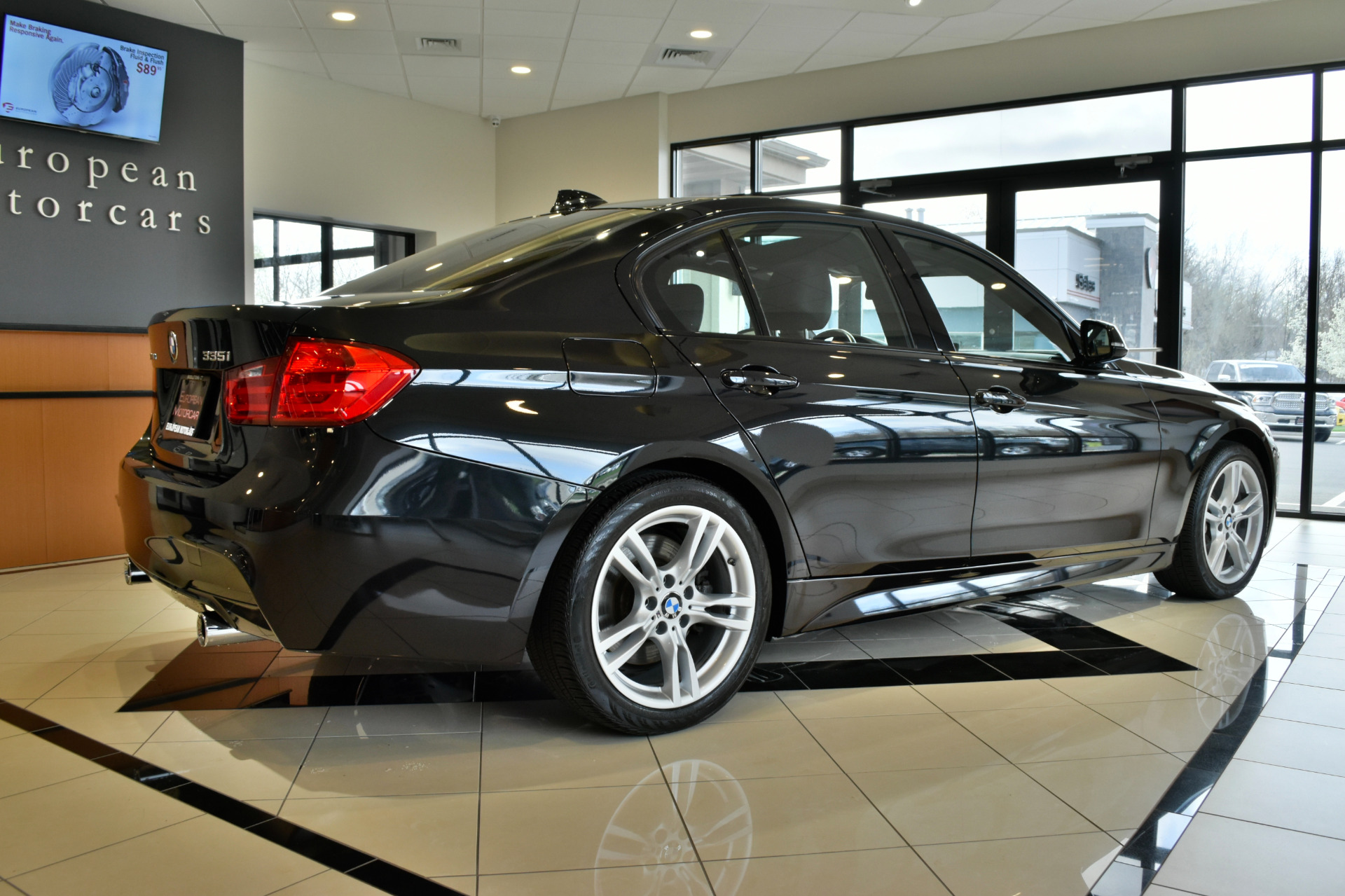 2013 BMW 335i xDrive M Sport pkg for sale near Middletown CT